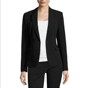 Black blazer by Worthington